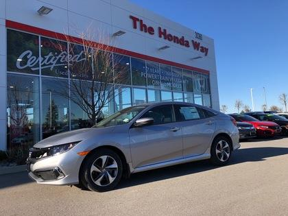 2019 Honda Civic Sedan LX CVT #19-114
