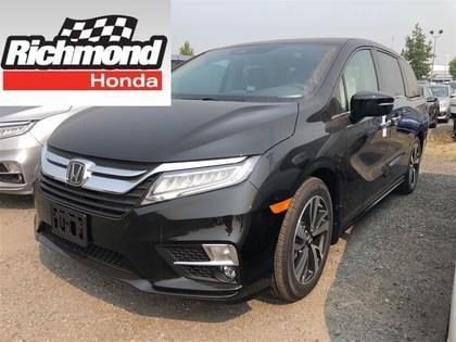 2019 Honda Odyssey Touring #Y0152