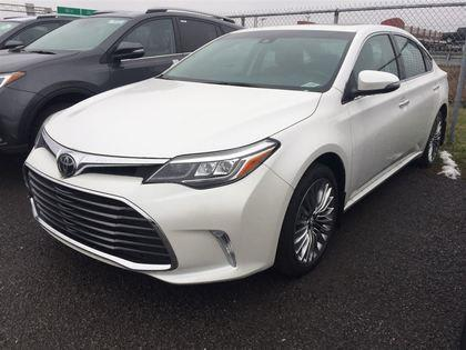 2018 Toyota Avalon Limited #79644