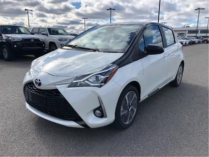 Toyota Yaris 2018 SE #83937
