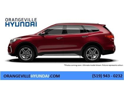2019 Hyundai SANTA FE XL 3.3L Luxury AWD 6-Passenger #95004