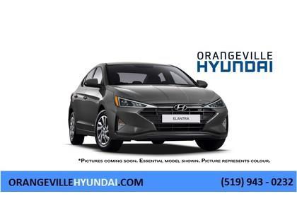 2019 Hyundai Elantra Luxury Automatic #92008