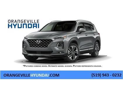 2019 Hyundai Santa Fe Luxury 2.0T AWD - Panoramic Sunroof/Leather #95023