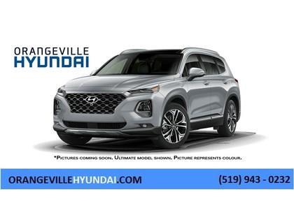 2019 Hyundai Santa Fe Luxury 2.0T AWD - Panoramic Sunroof/Leather #95024