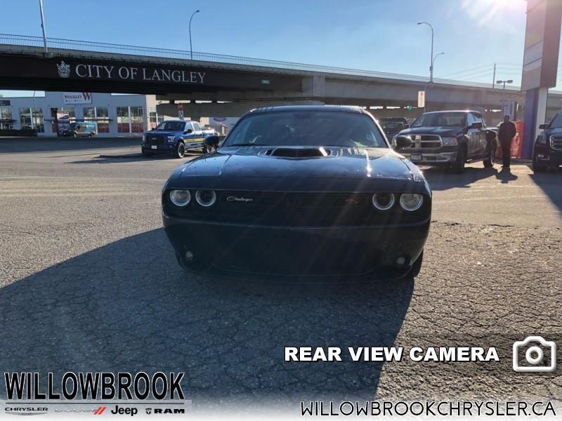 2017 Dodge Challenger R/T Shaker #18UP539A