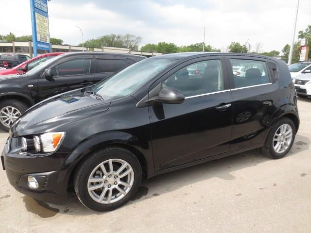 2014 Chevrolet Sonic LT Auto - **LOW KMS** SUNROOF/CAMERA #3771