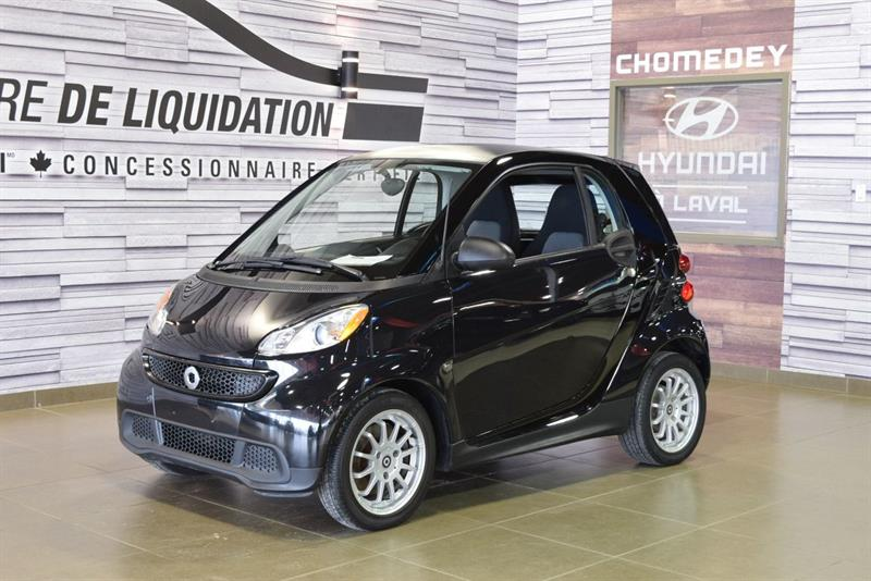 Smart fortwo 2013 PURE #S8732