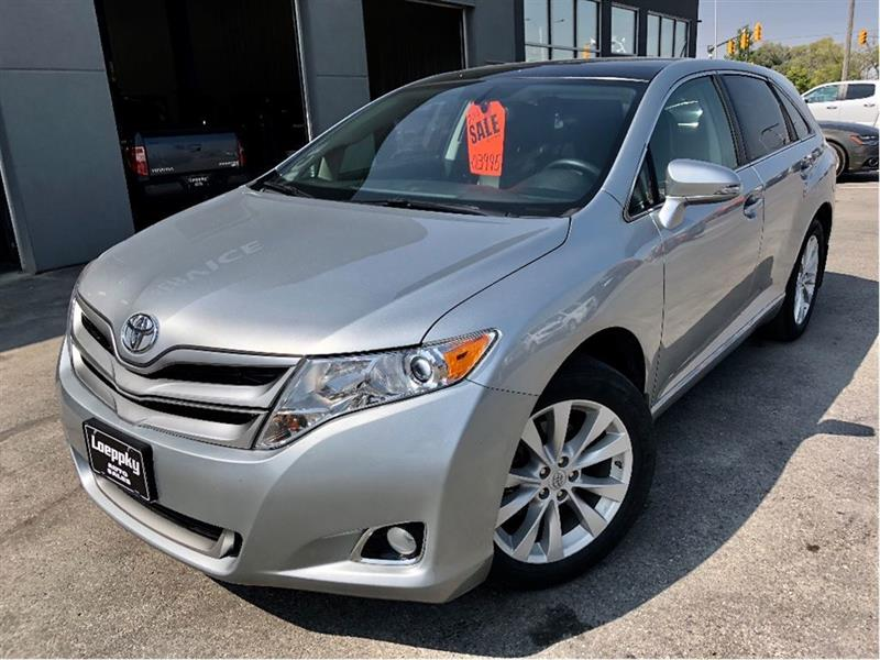 2016 Toyota Venza LIMITED