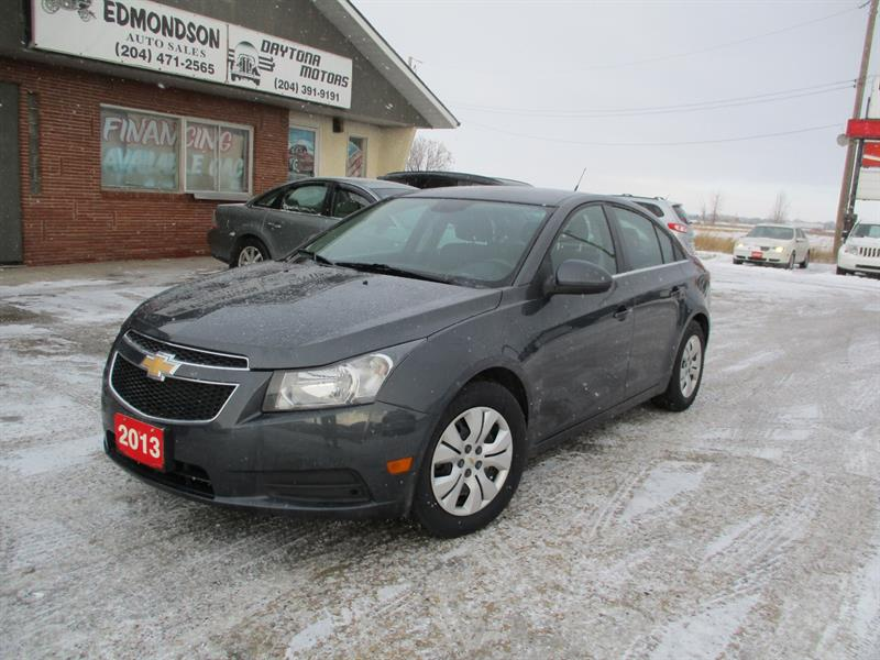 2013 Chevrolet Cruze LT Turbo #5947