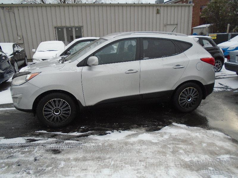 Hyundai Tucson 2011 GLS #55699