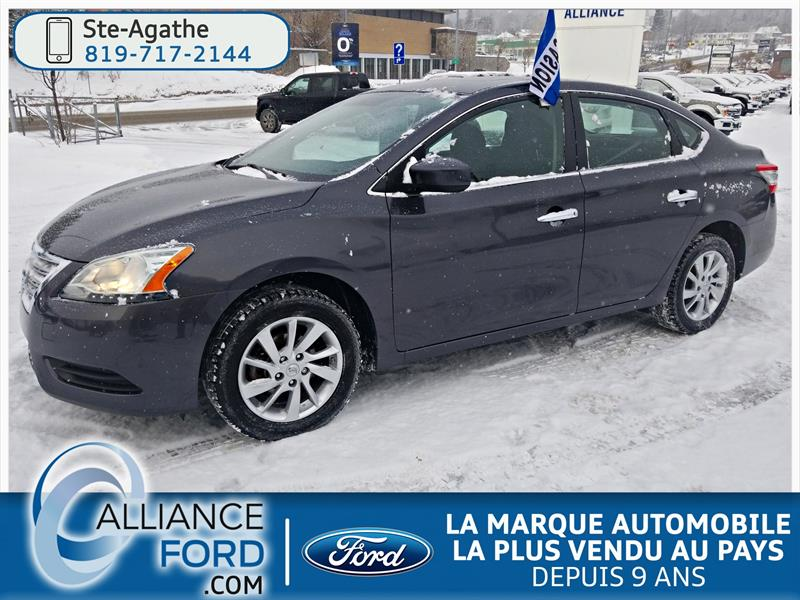 Nissan Sentra 2015 4dr Sdn #c3067
