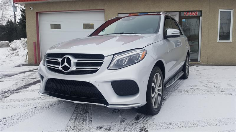 Mercedes-Benz GLE 2016 4MATIC GLE 350d #6306