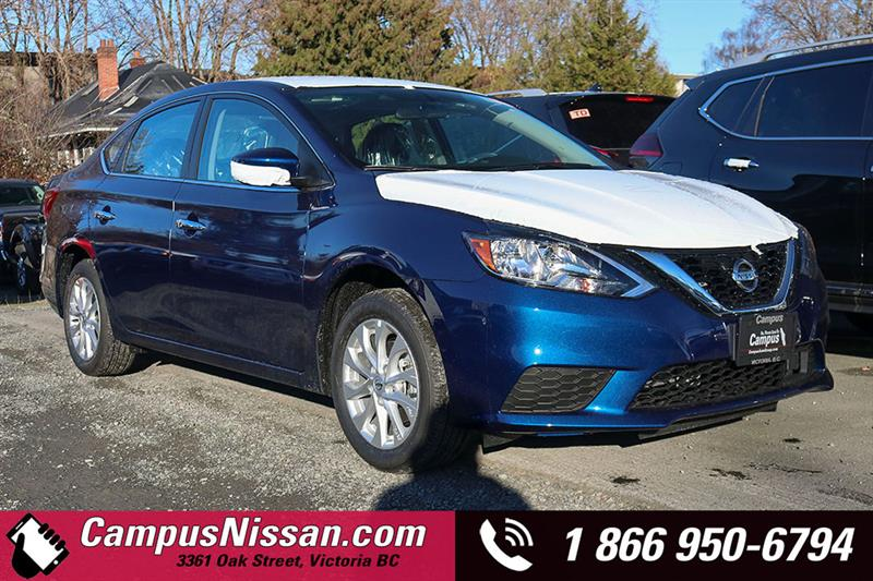 2019 Nissan Sentra 1.8 SV FWD w/ Style Package #9-C114