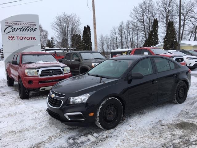 Chevrolet Cruze 2015 BAS KM-2LS #11883A