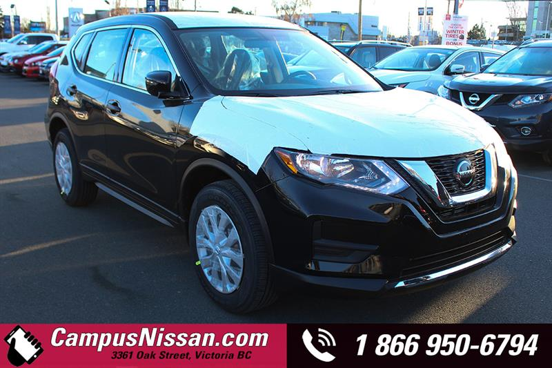 2019 Nissan Rogue S AWD w/ Sport Mode #9-P092-NEW-NEW