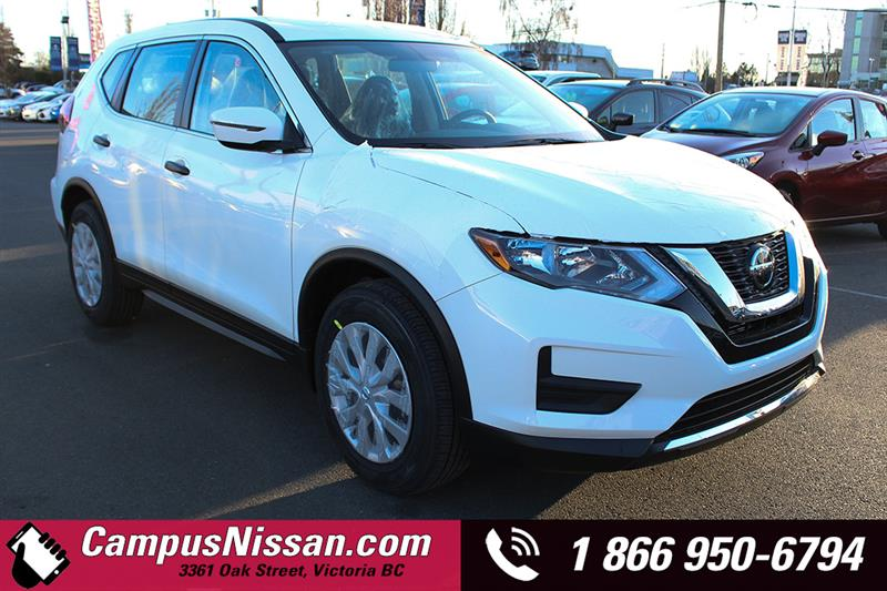 2019 Nissan Rogue S FWD #9-P098-NEW-NEW