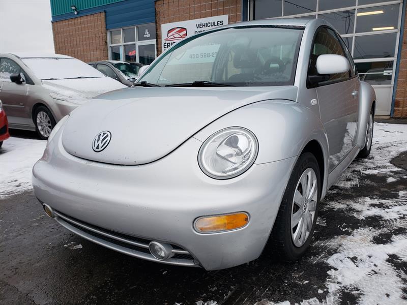 Volkswagen New Beetle 2000 2dr Cpe GLS