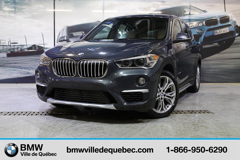BMW X1 2018 xDrive28i Sports Activity Vehicle #20958