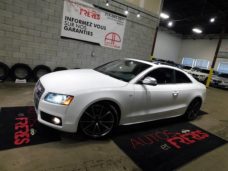 Audi S5 2009 2dr Cpe #2320