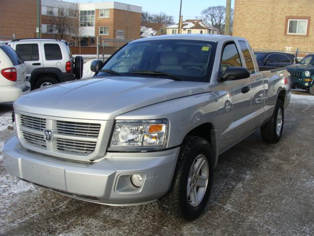 2011 Dodge Dakota 4X4 SXT EXT CAB 4X4