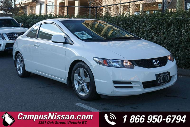 2010 Honda Civic Cpe | LX | FWD w/ Sunroof #8-P016A