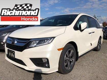 2019 Honda Odyssey EX w/RES #Y0201