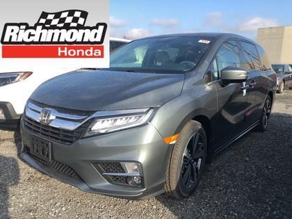 2019 Honda Odyssey Touring #Y0219