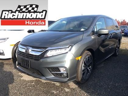 2019 Honda Odyssey Touring #Y0184