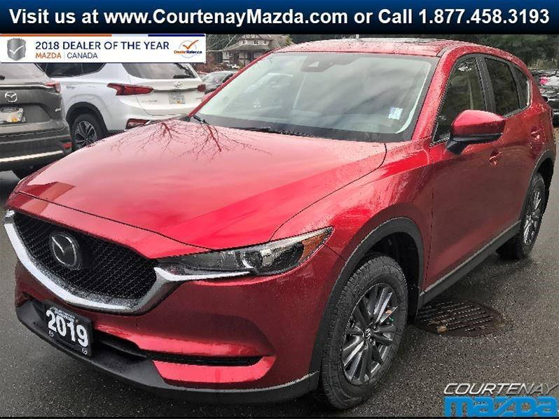 2019 Mazda CX-5 GS AWD at #19CX54725