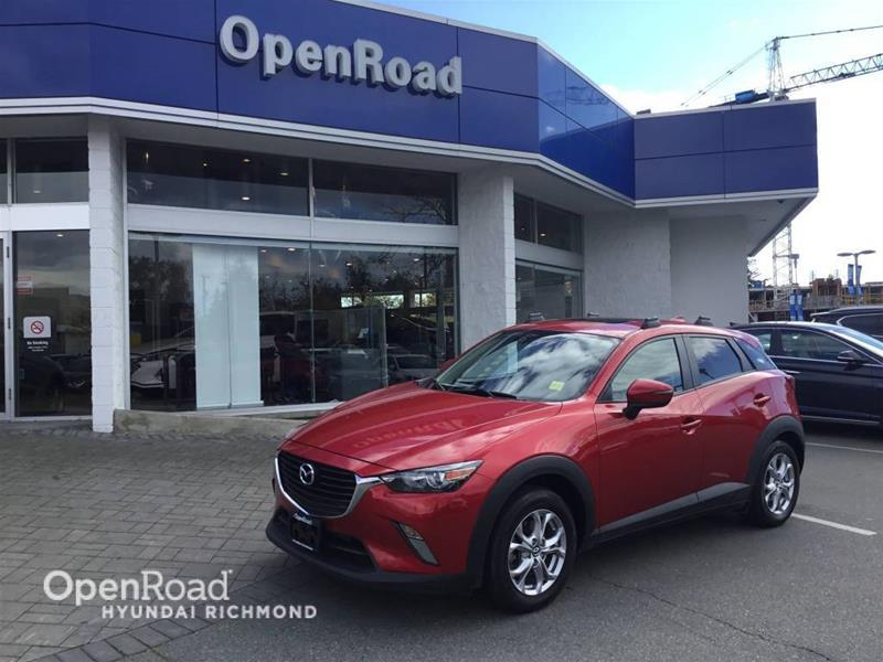 2016 Mazda CX-3 GS AWD at #P2027A