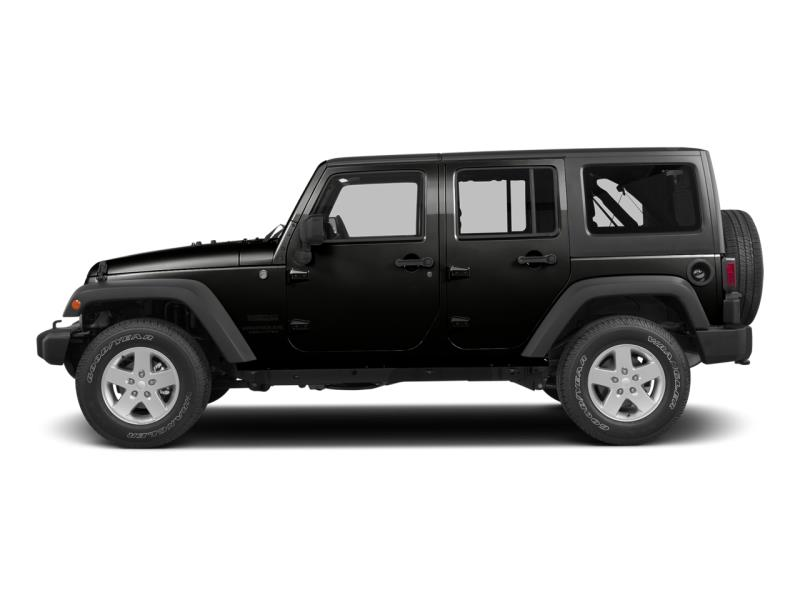 2015 Jeep Wrangler Unlimited Sahara #18UP599