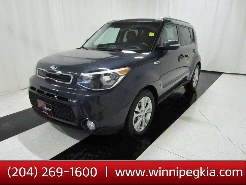 2015 Kia Soul EX AT Heated seats #18RI085A