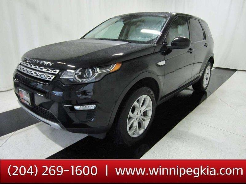 2016 Land Rover Discovery Sport HSE Luxury Panoramic sunroof #16LR74877