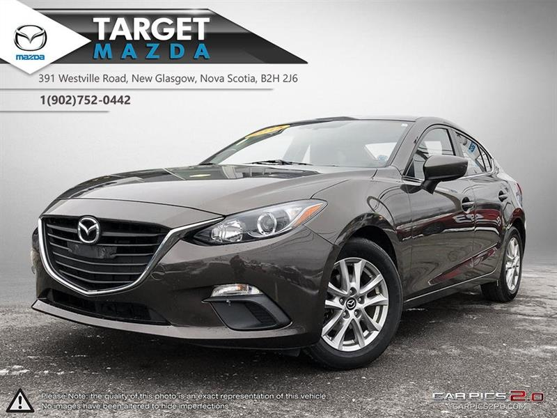 2015 Mazda MAZDA3 $55/WK TAX IN! AUTO! BACKUP CAM! #U1152