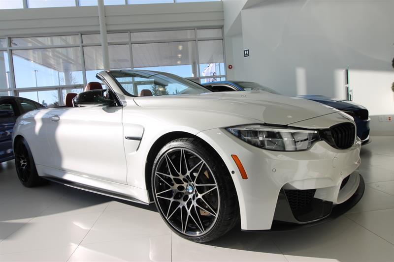 BMW M4 2018 Cabriolet #18-002