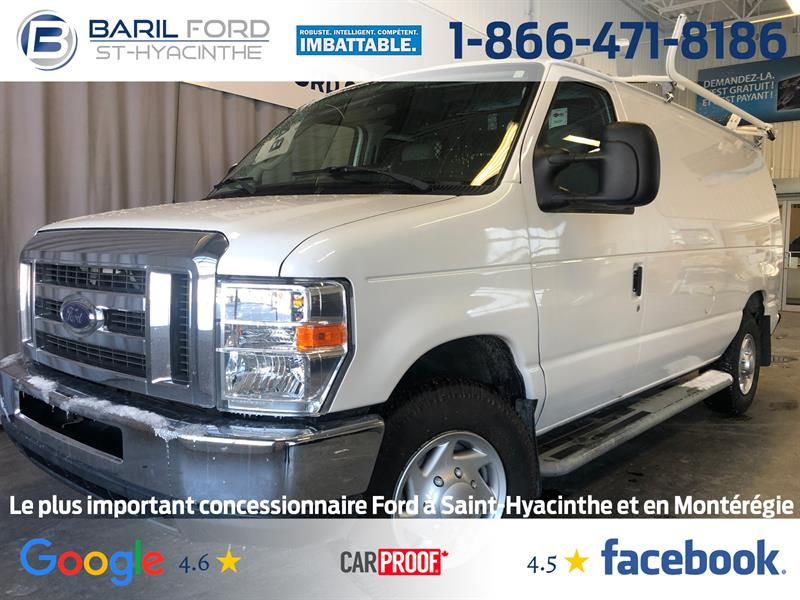 Ford Econoline Cargo Van 2011 E-250 Commercial #C6968