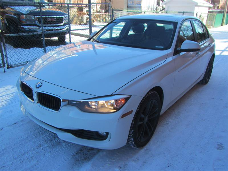 BMW 328i Xdrive 2013 XDrive/ 4WD**TRÈS PROPRE* SUNROOF* $69 SEMAINE #2125 NO ACCIDENT