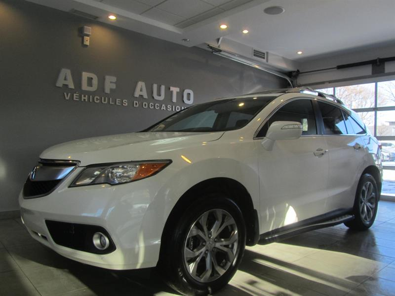 2015 Acura RDX SH-AWD TECHNOLOGY PACKAGE NAVIGATION #4390