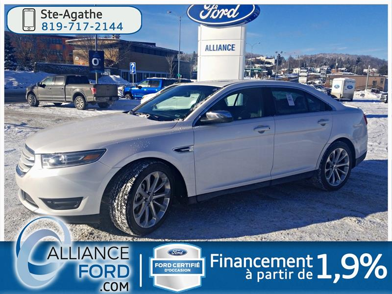 Ford Taurus 2018 Limited AWD #c3069