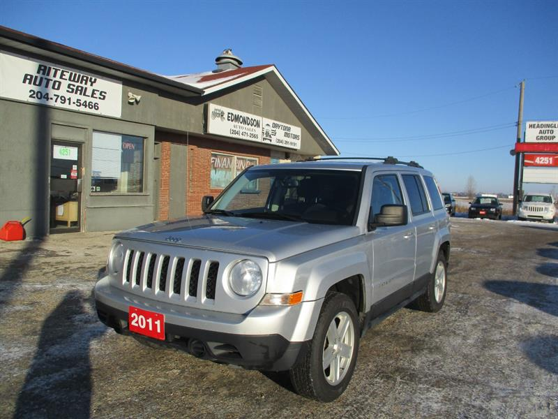 2011 Jeep Patriot Sport #1090