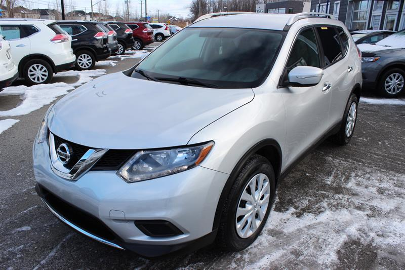 Nissan Rogue 2014 S #4955
