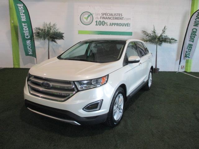 Ford EDGE 2015 4dr SEL AWD #2497-12