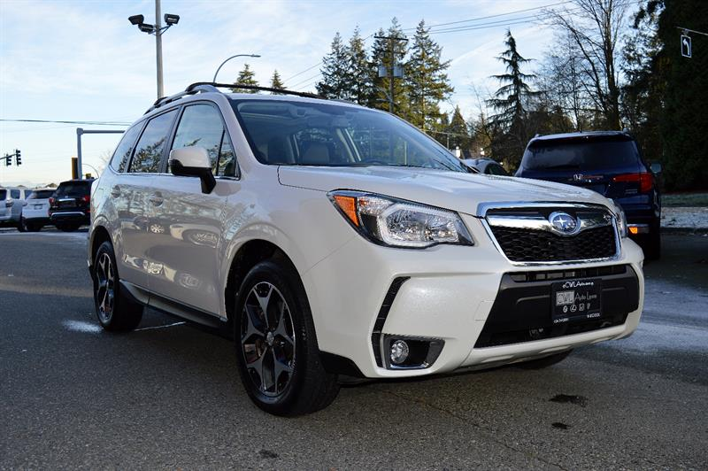 2016 Subaru Forester 2.0XT Touring - Limited & Tech Pkg *SALE* #CWL8877M