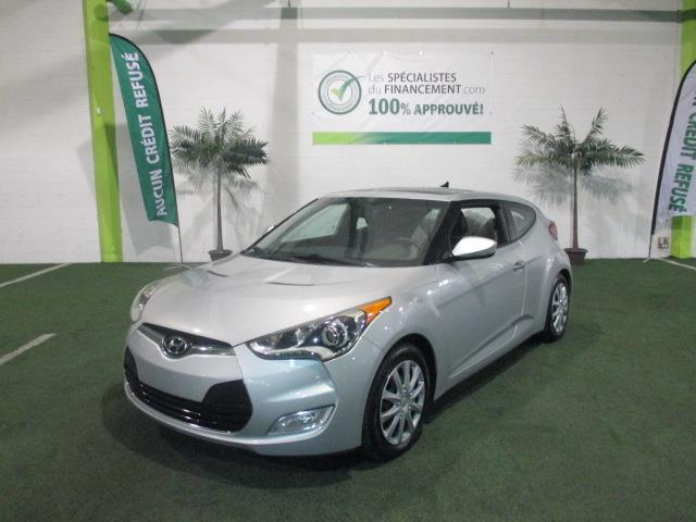 Hyundai Veloster 2015 3dr Cpe #2496-11