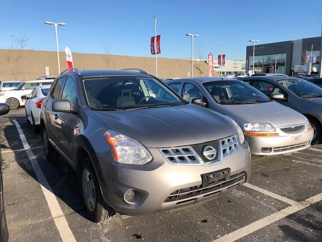 2013 Nissan Rogue S AWD CVT! Balance Of Factory Warranty! #X2190A