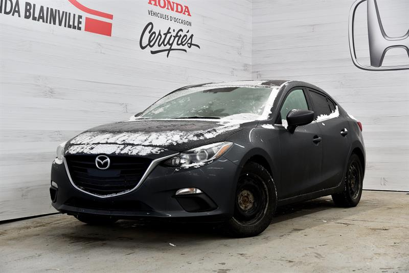 Mazda MAZDA3 2016 4 portes GS #181417A