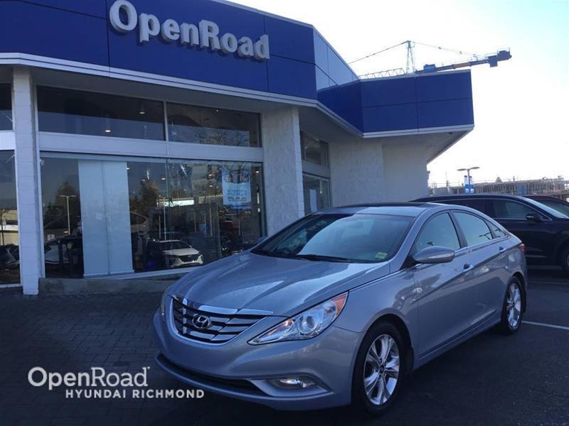 2011 Hyundai Sonata Limited at #TC6391A