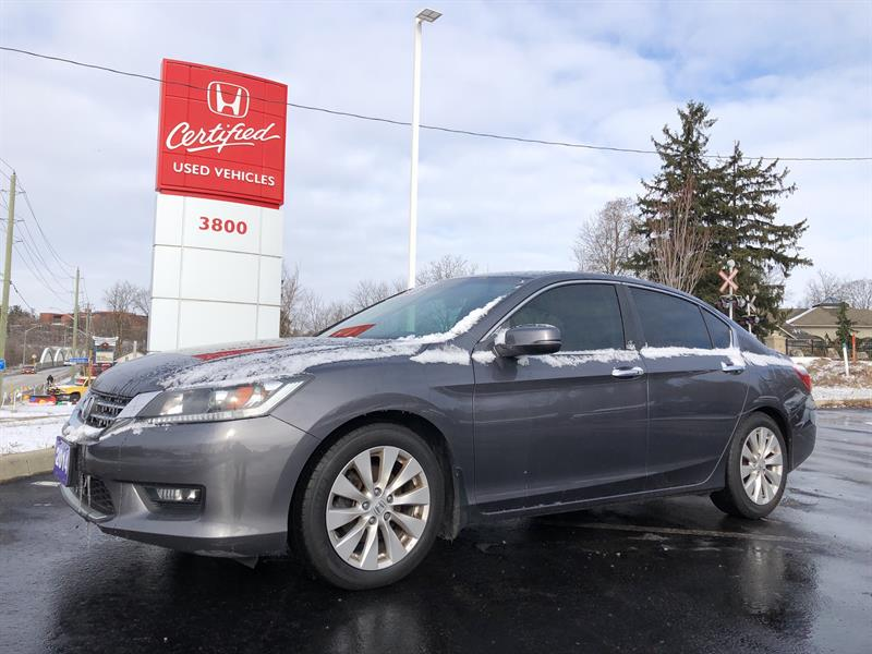 2014 Honda Accord Sedan EX-L #22916A
