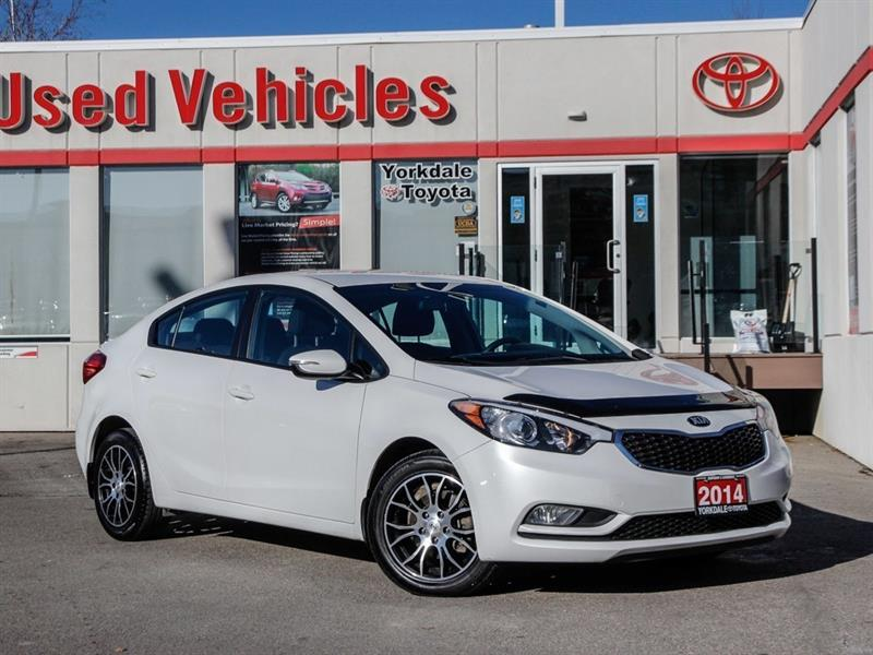2014 Kia Forte 1.8L LX+   H.Seats   Keyless   Alloys   B.Tooth #P7724