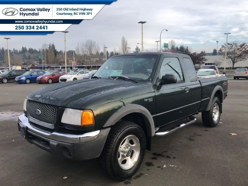 2001 Ford Ranger #PH1016A